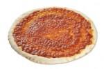 Italiensk Pizzabund med sovs